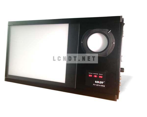 14*17英寸内置光阑双窗口型LED观片灯FV-2014IRIS